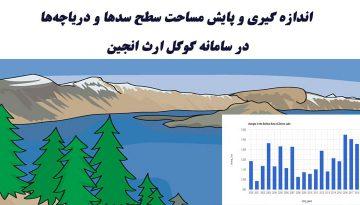 اندازه گیری و پایش مساحت سطح سدها و دریاچهها در سامانه گوگل ارث انجین | مدرسه سنجش از دور و جی ای اس