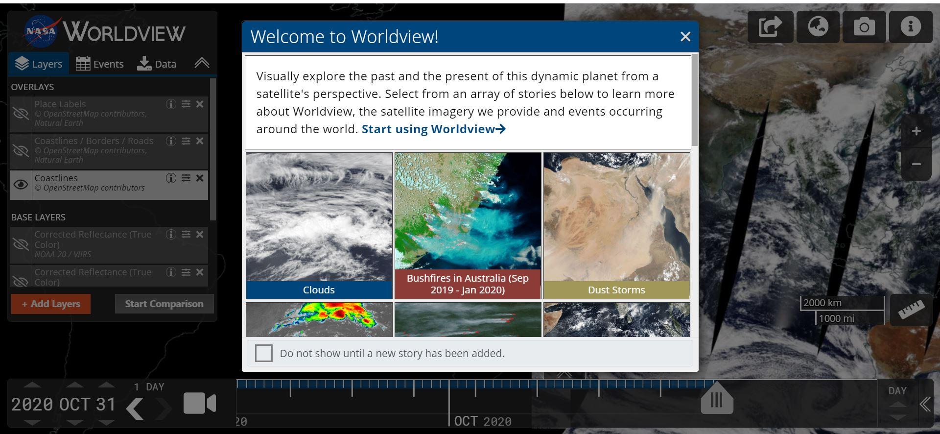 دانلود تصاویر از سایت Worldview